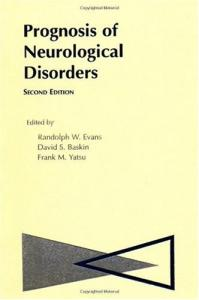 Prognosis of Neurological Disorders, 2 e 2000