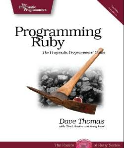 Programming Ruby 1.9: The Pragmatic Programmers' Guide (Facets of Ruby)