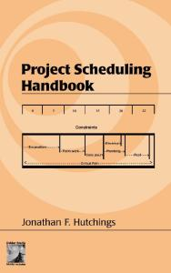 Project Scheduling Handbook (Civil and Environmental Engineering)
