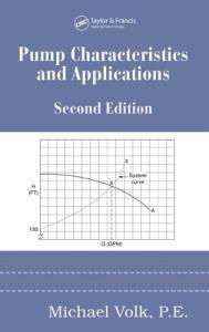 Pump Characteristics and Applications,