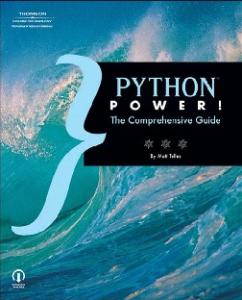 Python Power!: The Comprehensive Guide