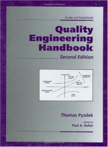 Quality Engineering Handbook, , Revised and Expanded