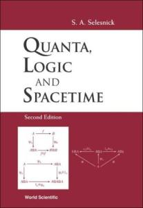 Quanta, logic and spacetime