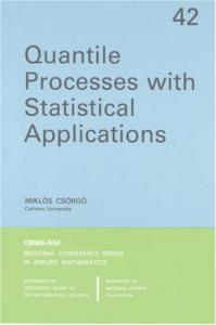 Quantile processes with statistical applications