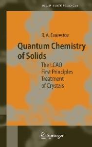 Quantum Chemistry Of Solids