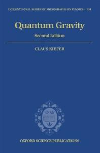 Quantum gravity, Second Edition