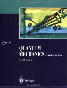 Quantum mechanics. An introduction