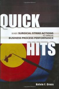 Quick Hits: 10 Key Surgical Strike Actions to Improve Business Process Performance