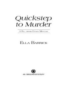 Quickstep to Murder