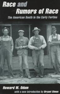 Race and rumors of race : the american south in the early forties