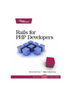 Rails for PHP Developers