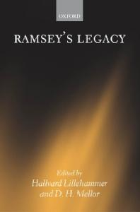 Ramsey's Legacy (Mind Association Occasional Series)