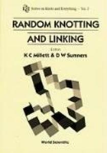 Random knotting and linking