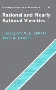 Rational and nearly rational varieties