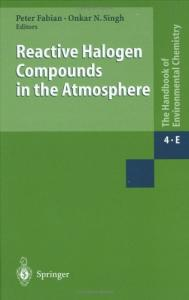 natural production of organohalogen compounds handbook of