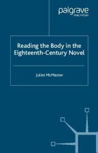 Reading the Body in the Eighteenth-Century Novel