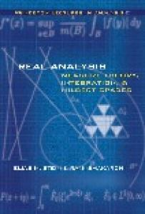 Real analysis : measure theory, integration and Hilbert spaces