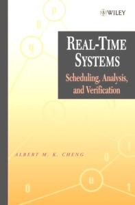 Real-time systems. Scheduling, analysis and verification