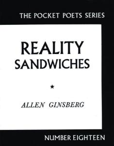 Reality sandwiches, 1953-60
