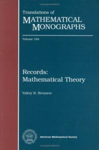 Records: Mathematical Theory