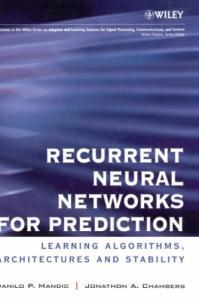 Recurrent neural networks for prediction