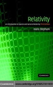 Relativity: An Introduction to Special and General Relativity