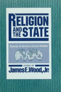 Religion and the state: essays in honor of Leo Pfeffer