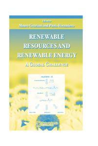 Renewable Resources and Renewable Energy: A Global Challenge