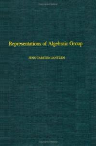Representations of algebraic groups