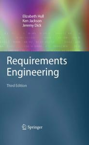 Requirements Engineering, Third Edition