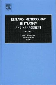 Research Methodology in Strategy and Management, Volume 2