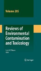 Reviews of Environmental Contamination and Toxicology, Volume 205