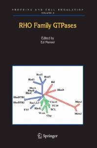 Rho Family GTPases (Proteins and Cell Regulation)