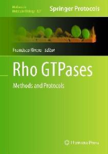 Rho GTPases (Methods in Molecular Biology, v827)