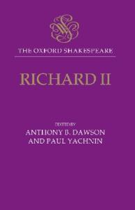 Richard II (Oxford Shakespeare)