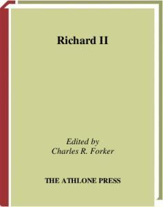 Richard II (Shakespeare, the Critical Tradition)