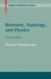 Riemann, Topology, and Physics, Second Edition