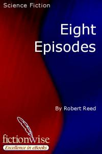 Robert Reed - Eight Episodes