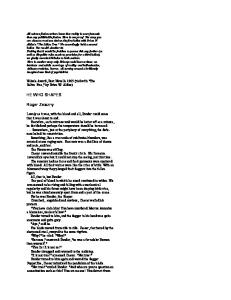 Roger Zelazny - He Who Shapes