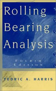 Rolling Bearing Analysis, 4th Edition