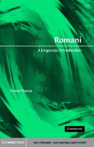 Romani: A Linguistic Introduction