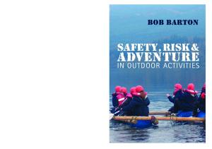 Safety, Risk and Adventure in Outdoor Activities