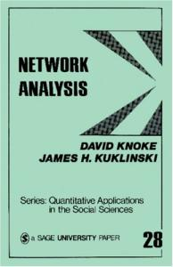Sage university papers: Quantitative applications in the social sciences