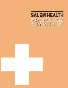 Salem Health: Psychology & Mental Health