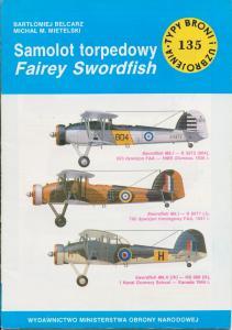 Samolot Torpedowy Fairey 'Swordfish'