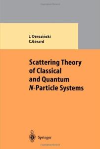 Scattering theory of classical and quantum N-particle systems