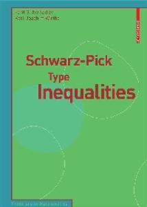 Schwarz-Pick type inequalities