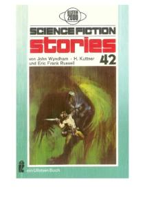 Science Fiction Stories 42