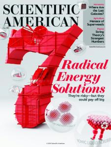 Scientific American May 2011