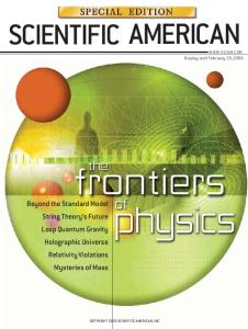 Scientific American Special